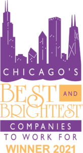 Chicago Wins Best and Brightest